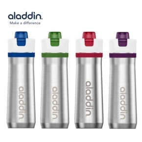 Butelka Aladdin Active Hydration Bottle - Stainless Steel Vacuum 0.6L